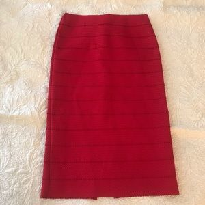 New York & Company stretch pencil skirt